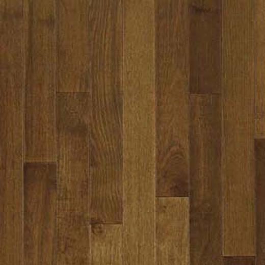 Robbins Urban Exotics Collection Strip Beech 2 1/4 Suede Hardwood Flooring