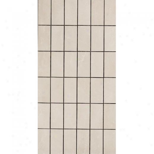 Roca Avila Mosaic Blanco Tile & Stone