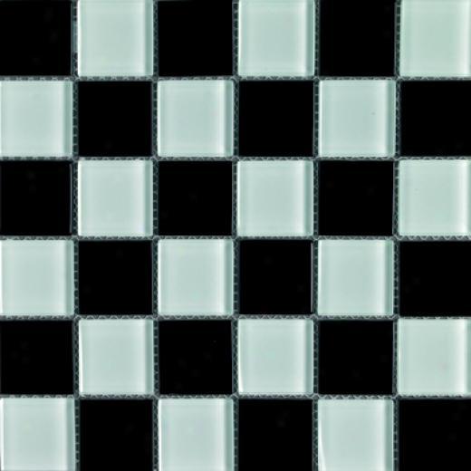 Rova Coral Angelas Mosaic Negro Tile & Stone