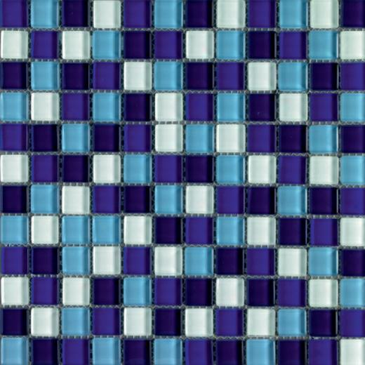 Roca Coral Beroe Mosaic Azul Tile & Stone