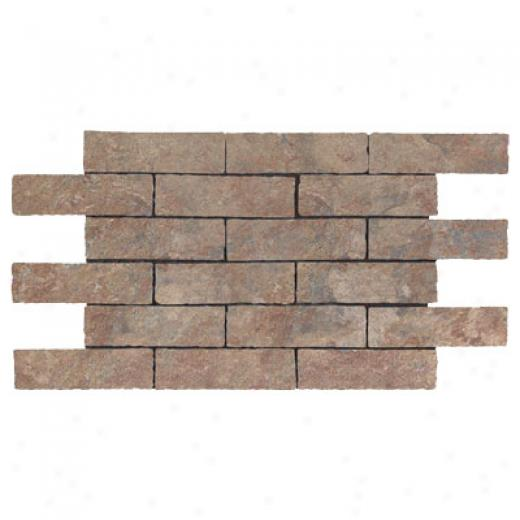 Rocck & Rock Natural Brick Mosaic Bambu Tile & Stone