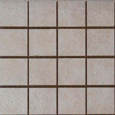 Rock & Rock Quartz Mosaic 11 X 11 Ocre Tile & Stone