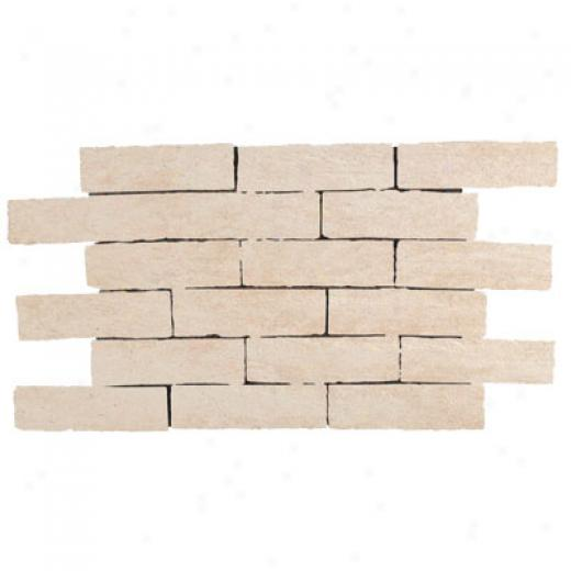 Rock & Rock Sandstone Brick Mosaic Arena Tile & Stone