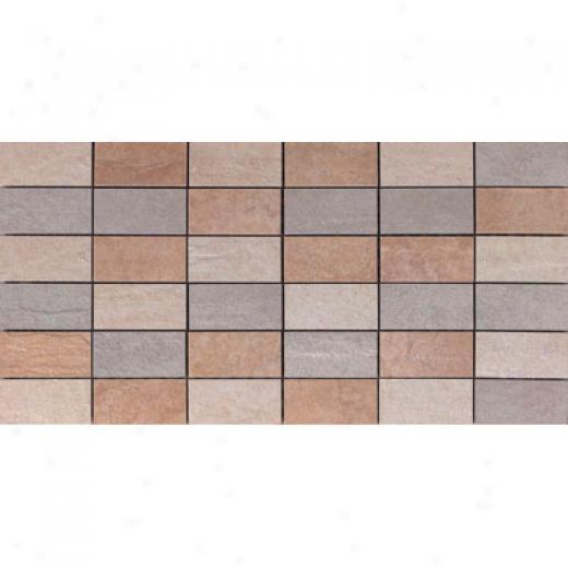 Rock & Rock Sandstone Combi Mosaic Multi Tile & Stone
