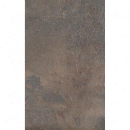 Rock & Rock Slate 13 X 21 Marron Tile & Stone