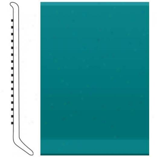 Roppe 700 Succession Rubber Toe Base 6 Aquamarine Rubber