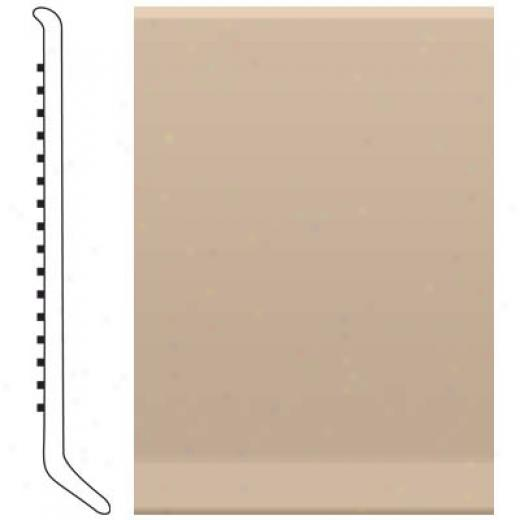 Roppe Cove Base 4 Inch Camel Vinyl Flooring