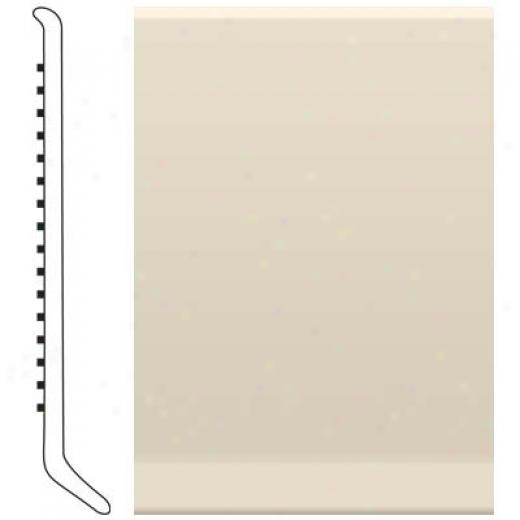 Roppe Cove Base 6 Inch Bisque Vinyl Flooring