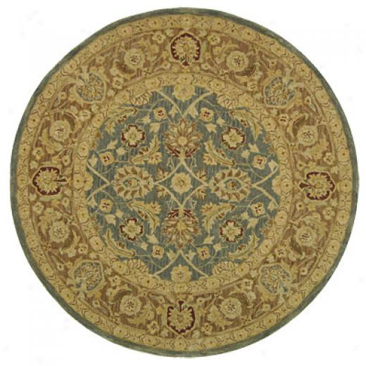 Safavieh Anatolia 4 Round An549b6r Area Rugs