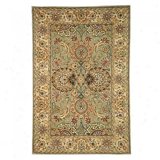 Safavieh Persian Court 5 X 8 Pc413b4 Area Rugs