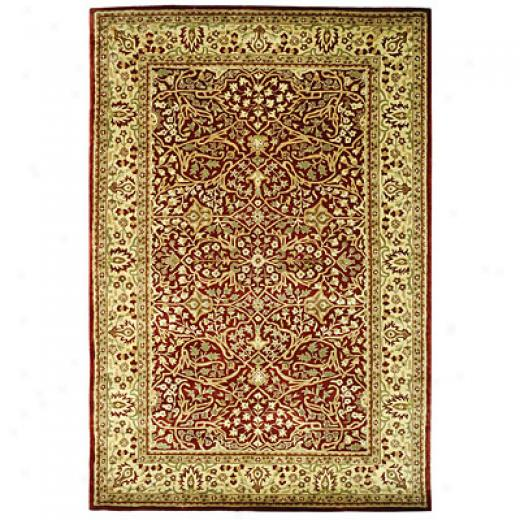 Safavieh Persian Legend 4 X 6 Pl520a Area Rugs