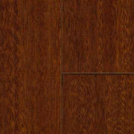 Scandian Wood Floors Scandian 3 Santos Mahogany Hardwood Flooring