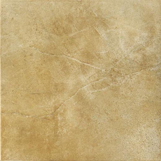 Serenissima Ceramics Coonado 19 X 19 Nut Tile & Stone