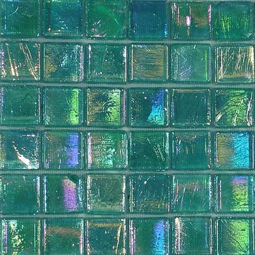 Sicis Glimmer Mosaic Mangostan Tile & tSone