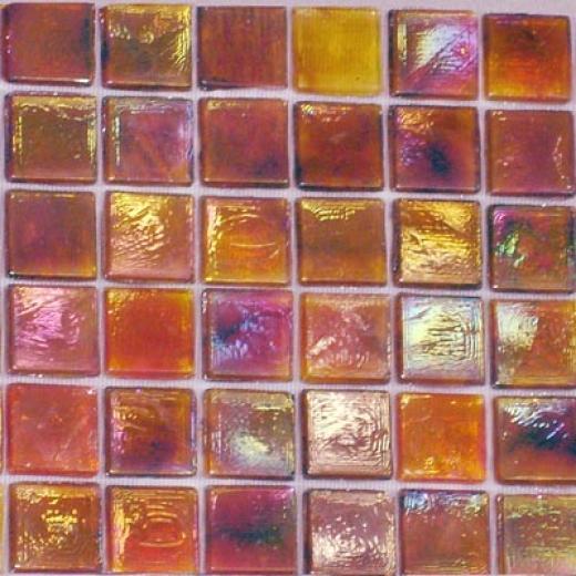 Sicis Glimmer Mosaic Melograno Tile & Stone
