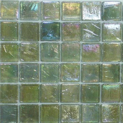 Sicis Glimmer Mosaic Peach Tile & Stone
