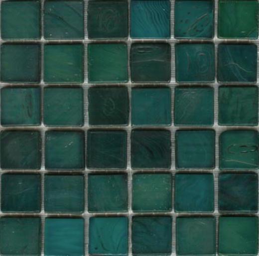 Sicis Murano Smalto Mosaic Aquamarije 4 Tile & Stone