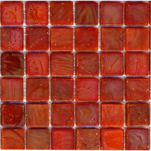 Sicis Murano Smalto Mosaic Coral 4 Tile & Stone