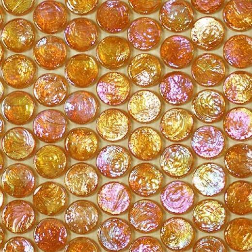 Sicis Neoglass Barrels Mosaic Cashmere Tile & Stone