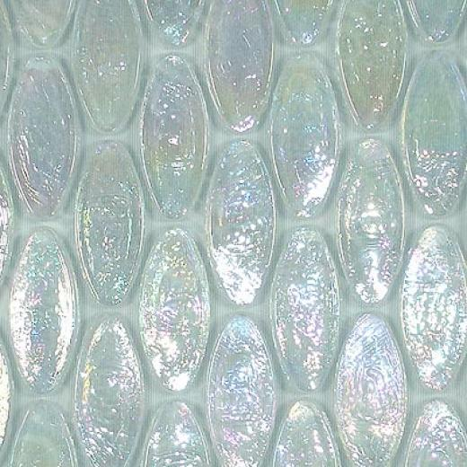 Sicis Neoglass Domes Mosaic Flax Tile & Stone