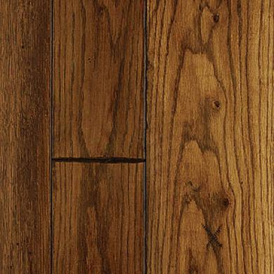 Somerset Hand Scraped Plank 5 Historic Brown Hardwood Flooring