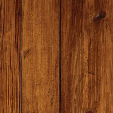Somerset Hand Scraped Plank 3 Caribbean Pine Hardwood Flooring