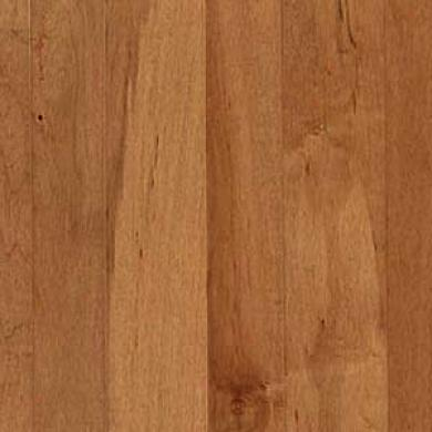 Somerset Maple Collection Strip 2 1/4 Solid Tumbleweed Hardwood Flooring