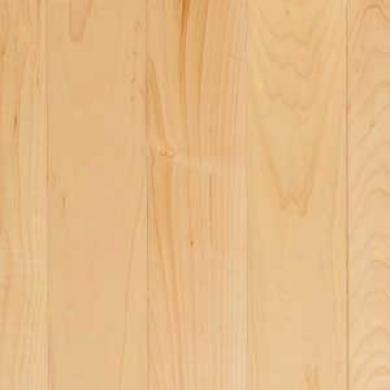Somerset Maple Collection Plank 3 Solid Maple Natural Hardwood Flooring