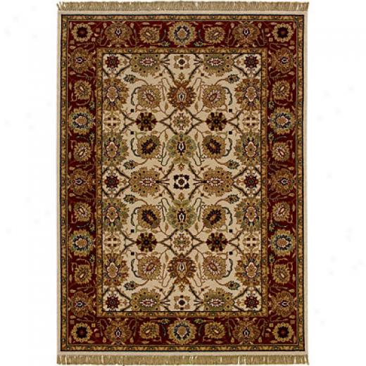 Sphinx By Oriental Weavers Patina 10 X 13 Ivory Superficial contents Rugs