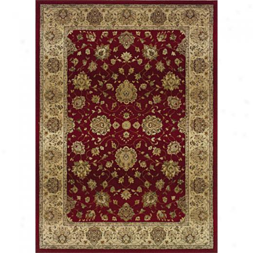Sphinx By Oriental Weavets Genesis 2 X 3 Red Area Rugs