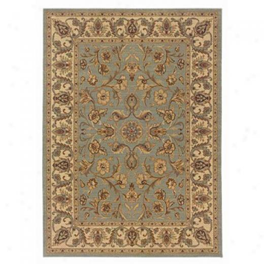 Sphinx By Oriental Weavers Nadira 2 X 5 Blue Area Rugs