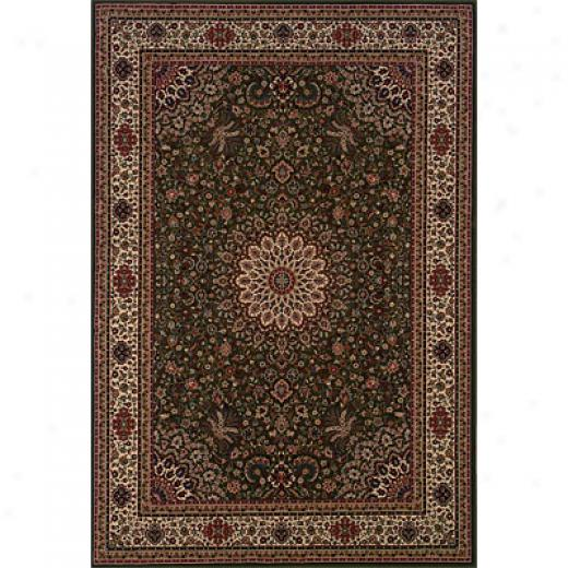 Sphinx By Oriental Weavers Ariana 12 X 15 Green Area Rugs