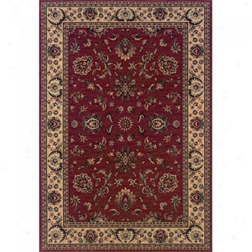 Sphinx By Oriental Weavers Ariana 12 X 15 Red Arae Rugs
