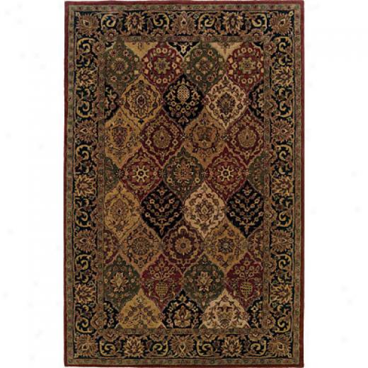Sphinx By Oriental Weavers Heirloom 6 X 9 Whitehall Area Rugs