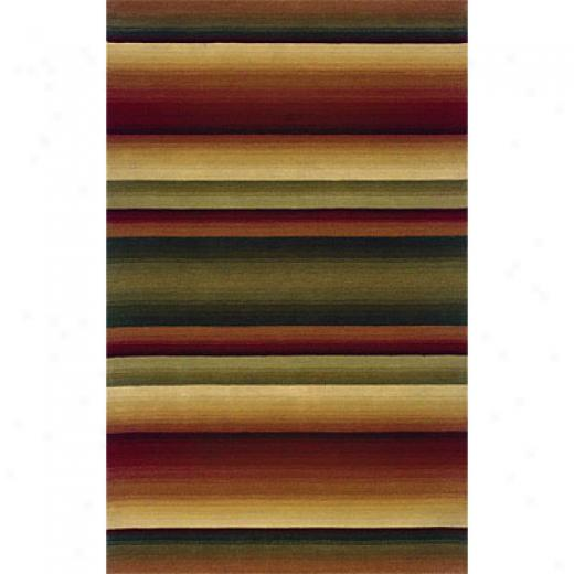 Sphinx By Oriental Weavers Solutions 10 X 13 Solutions Stripes Area Rugs