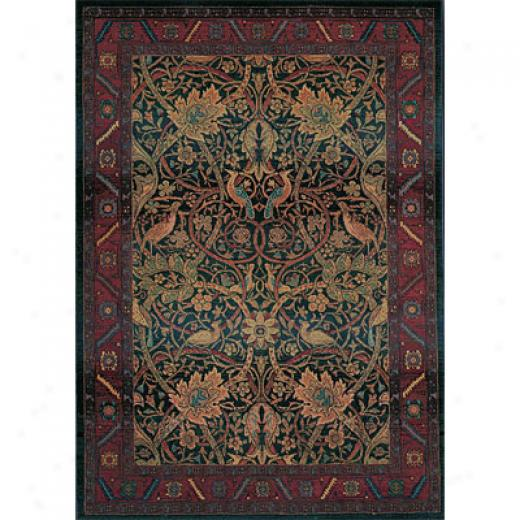 Sphinx Near to Oriental Weavers Kharma 2 X 8 Red Area Rugs