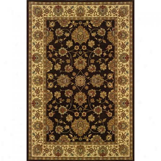Sphinx Bu Oriental Weavers Samarkand 8 X 11 Brow nArea Rugs
