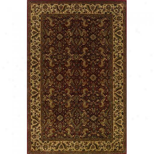 Sphinx By Orientao Weavers Heirloom 6 X 9 Buckingham Area Rugs