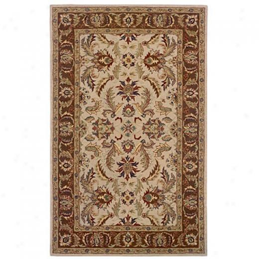 Sphinx By Precious Weavers Legends 2 X 8 Coventry Beige Area Rugs