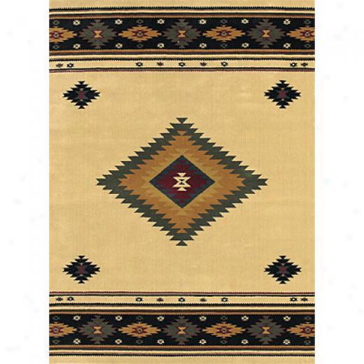 Sphinx By Oriental Weavers Taba 2 X 3 Taba Shiloh Ivory Area Rugs