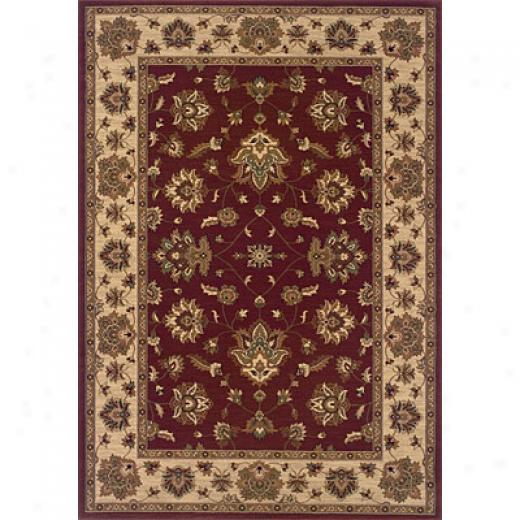 Sphinx By Oriental Weavers Ariana 3 X 10 Red Area Rugs
