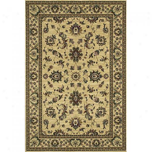 Sphinx By Oriental Weavers Ariana 3 X 10 Ivory Area Rugs
