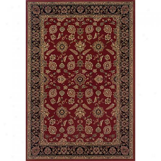 Sphinx By Oriental Weavers Ariana 7 X 10 Red Area Rugs