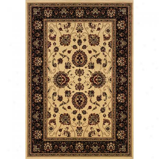 Sphinx By Oriental Weavers Ariana 2 X 3 Ivory Area Rugs