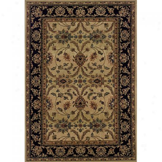 Sphinx By Eastern Weaverw Luxor 2 X 8 Beige Area Rugx