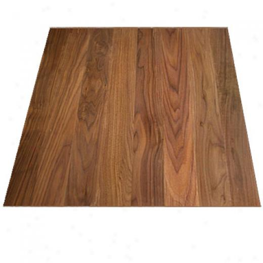 Stepco 3 Inch Wide Plainsawn Walnut Select & Better Hardwood Flooring