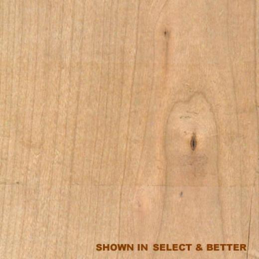 Stepco Cherry 2-1/4 Unfinished Cherry - Select Hardwood Flooring