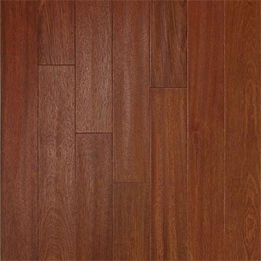 Steco Exotics Handscraped Brazilian Cherry Hardwood Flooring
