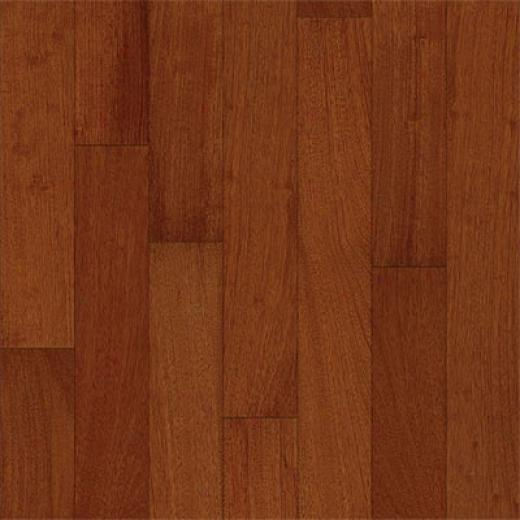 Stepco Exotics Loc 3 1/2 Brazilian Cherry Hardwood Flooring