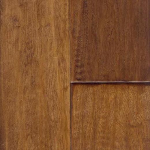 Stepco Heartland Distressed Solid Khaki Oai Hardwood Flooring